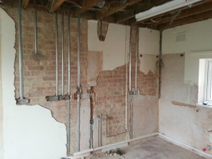 kitchen rewire